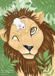 Aesop Lion & Mouse