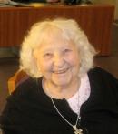 My mother at ninety.