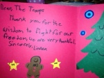 Heartfelt Thanks from Linnea.