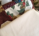 Quilt Backing & Top