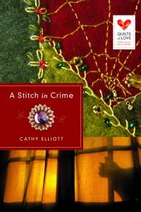 A Stitch in Crime Cover