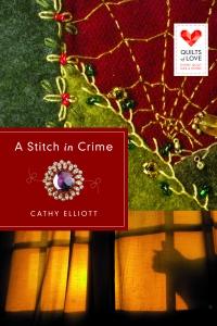 A Stitch in Crime Cover
