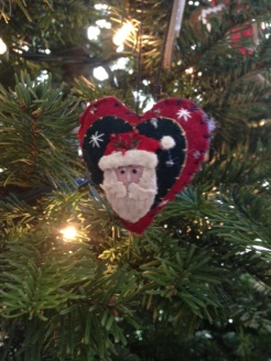 Santa Heart