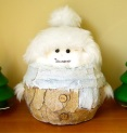 Handmade Ugly Snowman