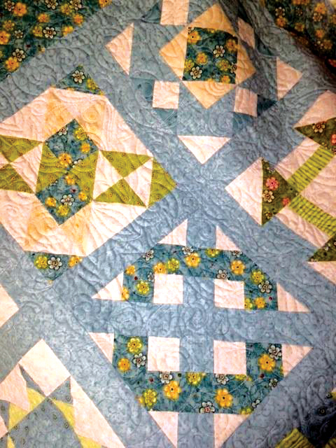 Therapy Quilt - Cathy Elliott