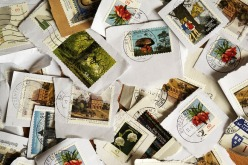 Postage Stamps.Cancelled