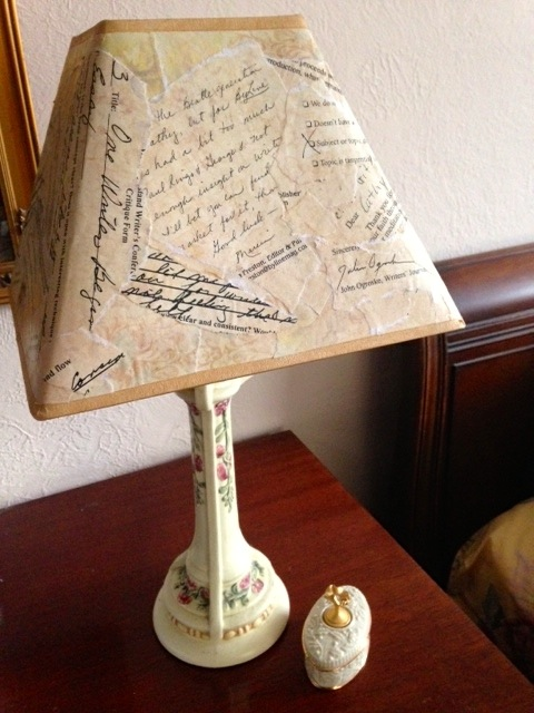 Weller Lampshade copy
