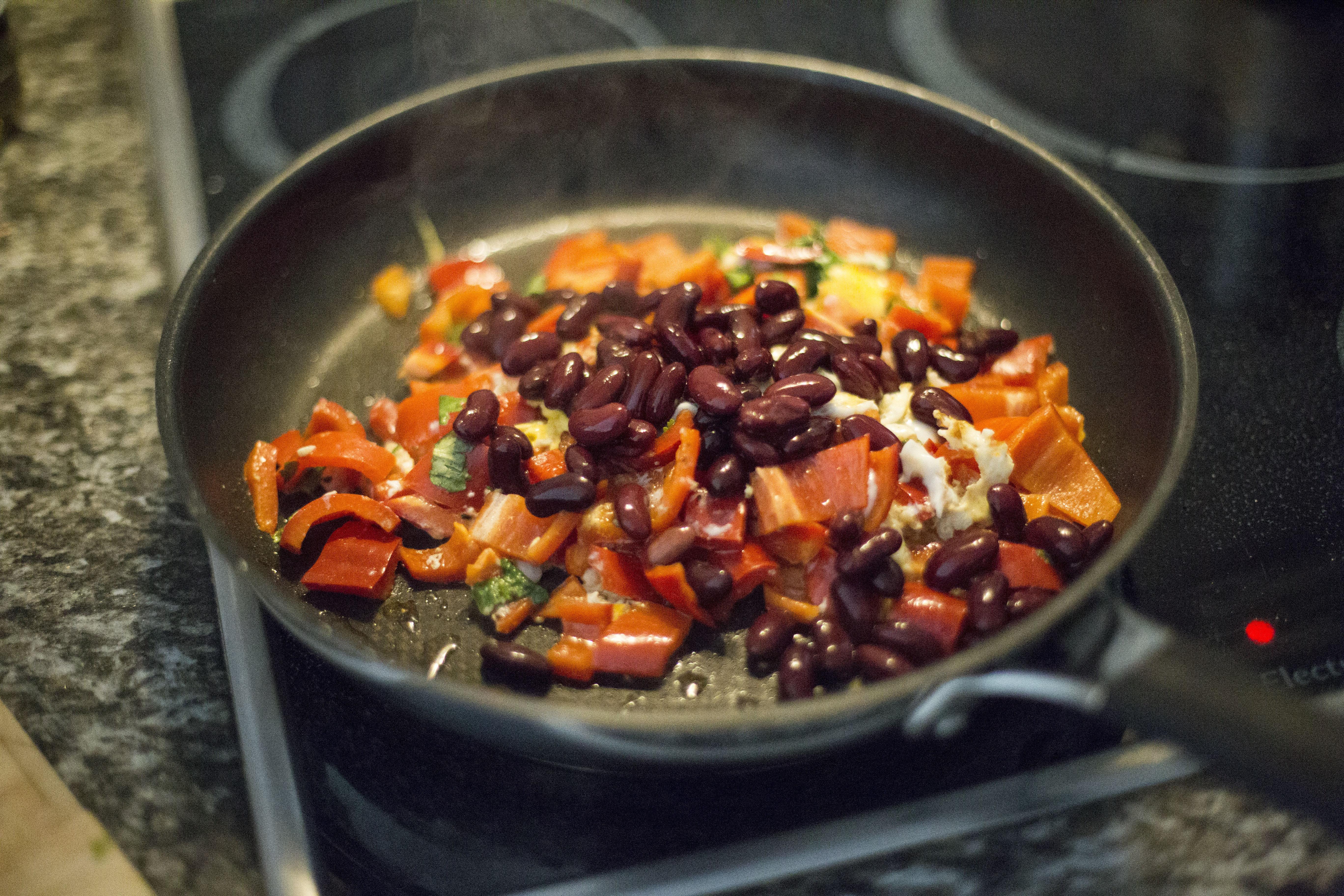 Sizzling start for Beans in Abundance.
