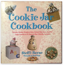 Cookie Jar Cookbook by Steffi Berne